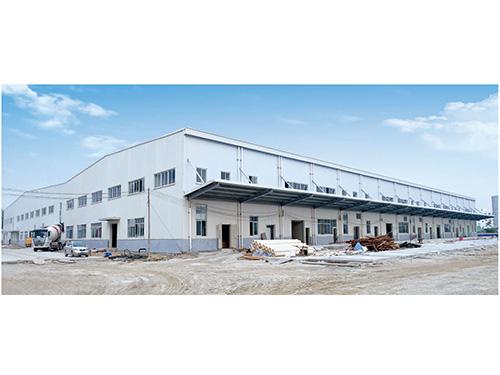 钢结构厂房建造安装